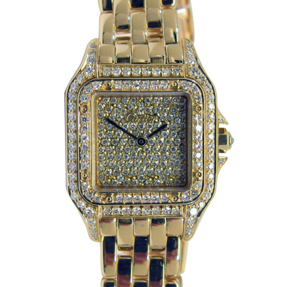 Cartier Wristwatch in 18K Gold