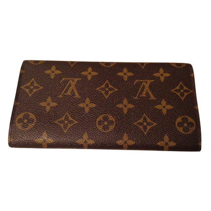 Louis Vuitton Vuitton wallet.