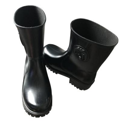 Armani Jeans Regenstiefel