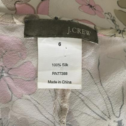 J. Crew Vestito di seta