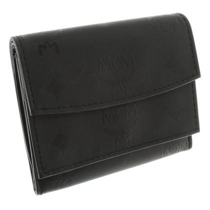 MCM Purse in Black