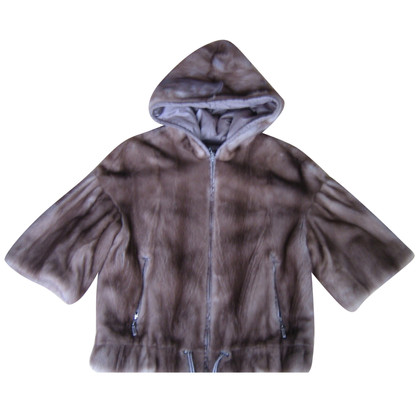 Brunello Cucinelli mink jacket