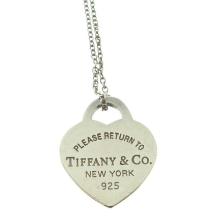 Tiffany & Co. Necklace with heart pendant
