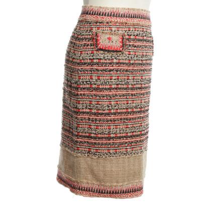 Rena Lange jupe bouclé