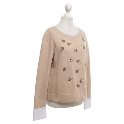 Marc Cain Sweatshirt in beige