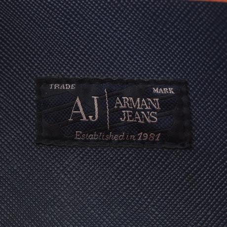 Armani Jeans Umhängetasche in Dunkelblau Blau 2018 Günstiger Preis pyzvMbqHm