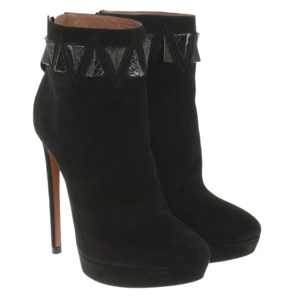 Alaïa Ankle boots in black