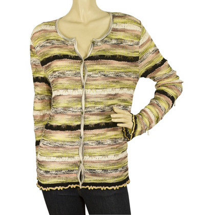 Missoni Zig Zag a righe Set Top & Jacket