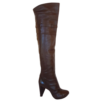 Costume National Overknee-Stiefel