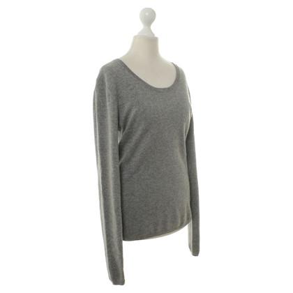 FTC Maglione di cashmere grigio