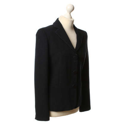 Giorgio Armani Blazer with textured pattern