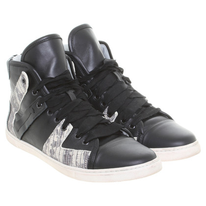 Lanvin Sneakers in nero