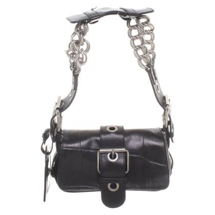 Chloé Leder-Handtasche in Braun