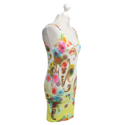 Marc Cain Dress with paisley print