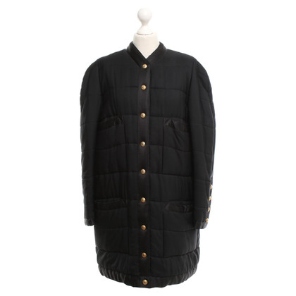 Chanel Quilted jacket in black