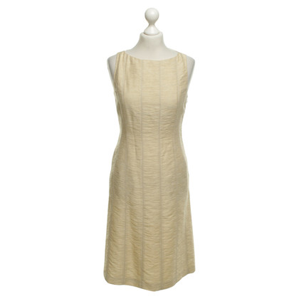 René Lezard Dress in cream