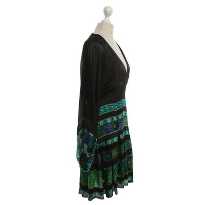 Roberto Cavalli Kleid aus Seide