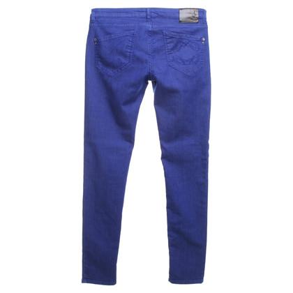 Patrizia Pepe Skinny-Jeans in Blau