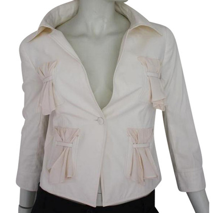 Céline Jacket with silk details