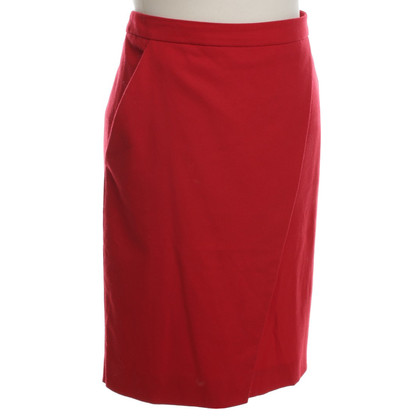 Hugo Boss Rok in rood