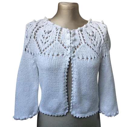 By Malene Birger Crochet vest