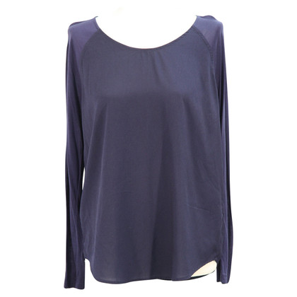 French Connection Bluse in Dunkelblau