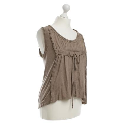 Stella McCartney T-Shirt in Brown