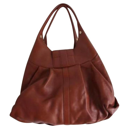 Bulgari Calb leather shoulder bag