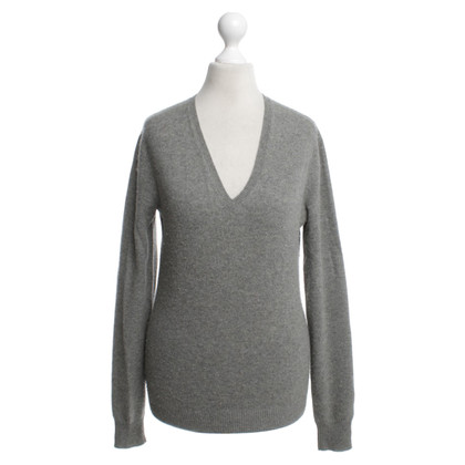Ralph Lauren Maglione di cashmere grigio
