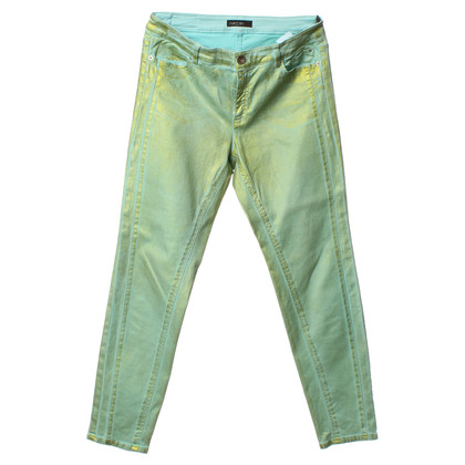 Marc Cain Pants with a effect coating