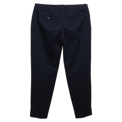 Drykorn trousers in dark blue