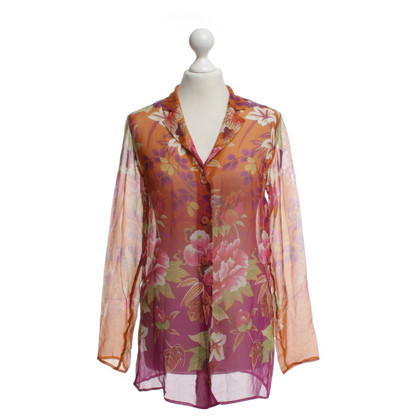 Kenzo Blouse with floral pattern
