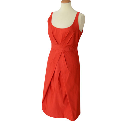Moschino Red MIDI dress