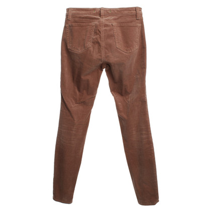J Brand trousers made of cord
