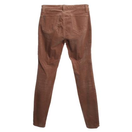 J Brand Pantalon en velours côtelé