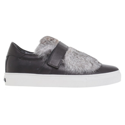 Kennel & Schmenger Fur lined sneakers