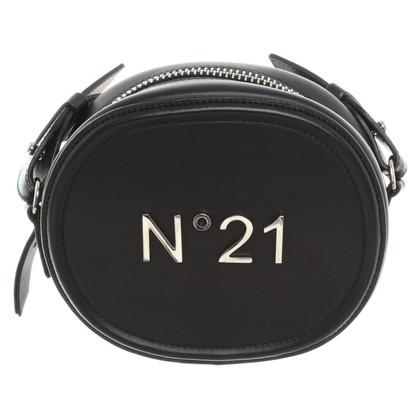 Andere Marke No. 21 - Umhängetasche in Schwarz