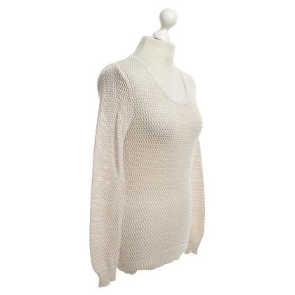 See by Chloé maglione maglia in crema