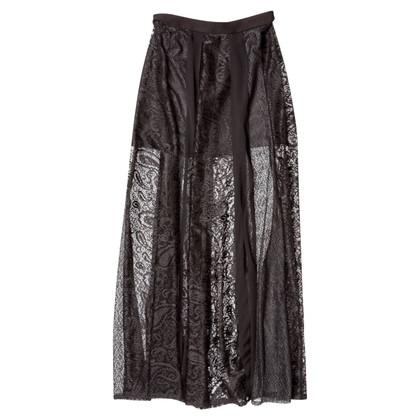 DKNY zijden rok