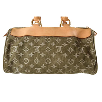 "Louis Vuitton ""Neo Speedy 30 Monogram Denim"""