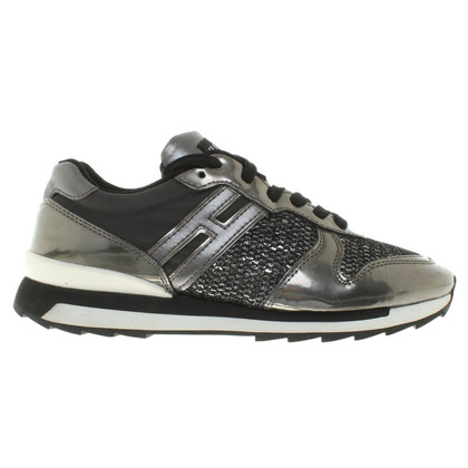 Hogan Sneakers in Gray