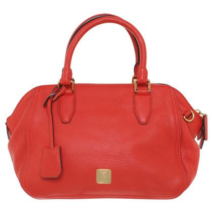MCM Bag in Red