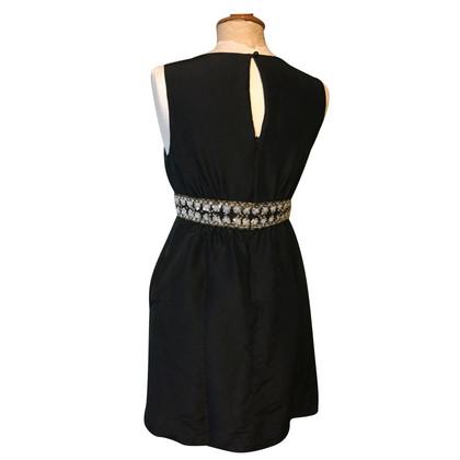 Tibi Mini silk dress