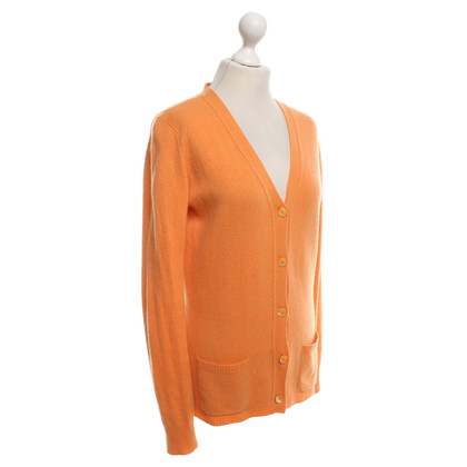 René Lezard Cardigan a Orange