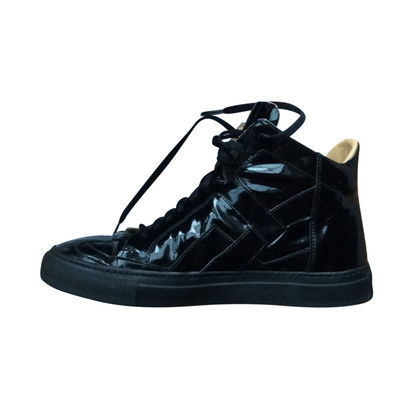 MM6 by Maison Margiela High Top Sneakers
