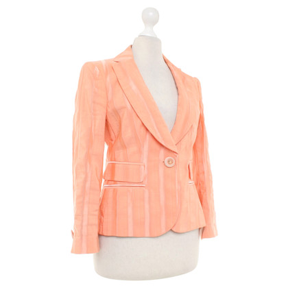 Just Cavalli Blazer in Orange
