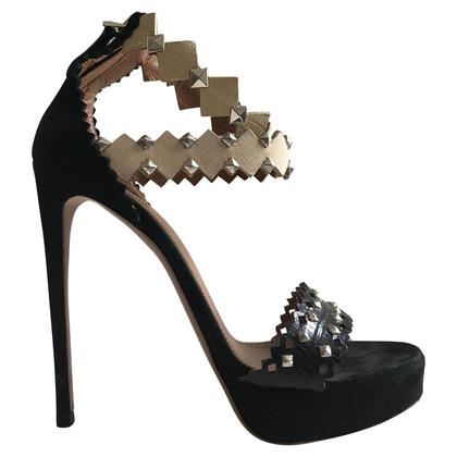 Alaïa Plateau sandals