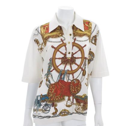 Hermès Polo Blouse