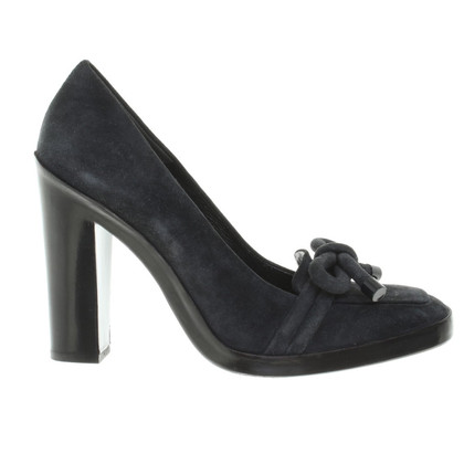 Balenciaga Pumps in Blau
