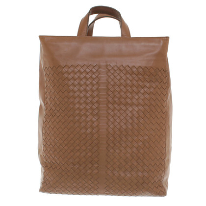 Bottega Veneta shoppers Leather